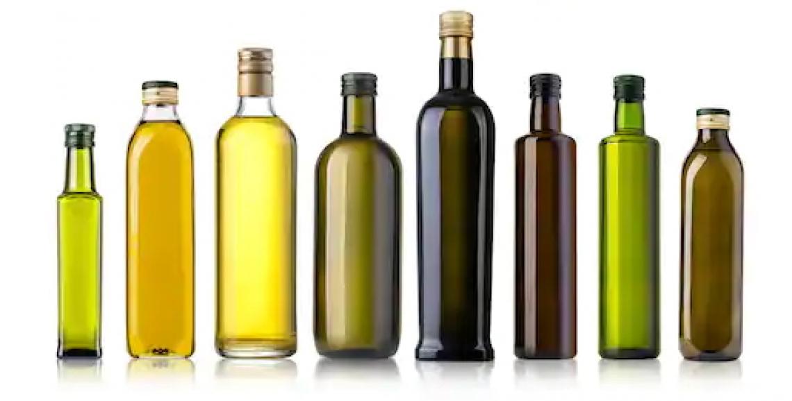 Conoscere le diverse bottiglie per l'olio extra vergine d'oliva, per evitare multe da 80 mila euro