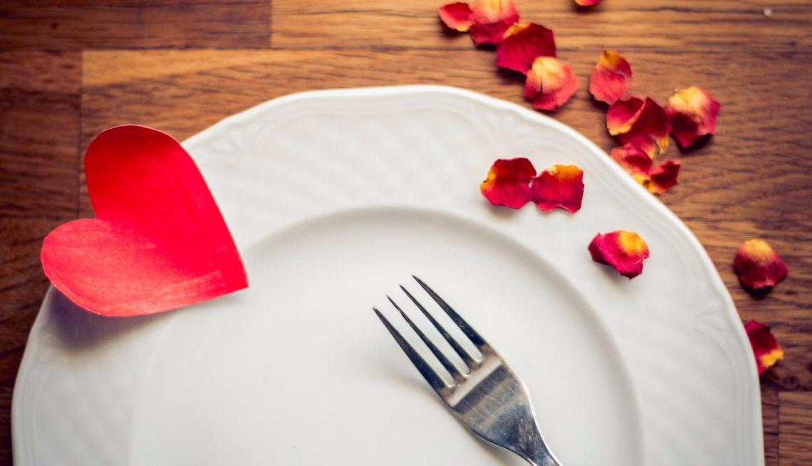 Cibo, amore e pandemia: San Valentino ai tempi del lockdown
