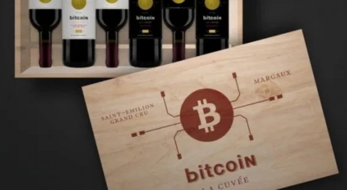 Le criptovalute entrano nel mondo del commercio on line del vino