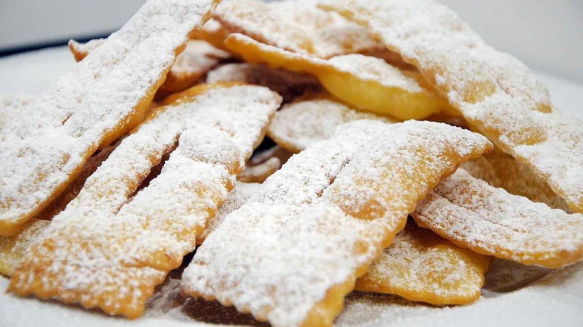 I dolci di Carnevale muovono un giro d'affari da 500 milioni di euro