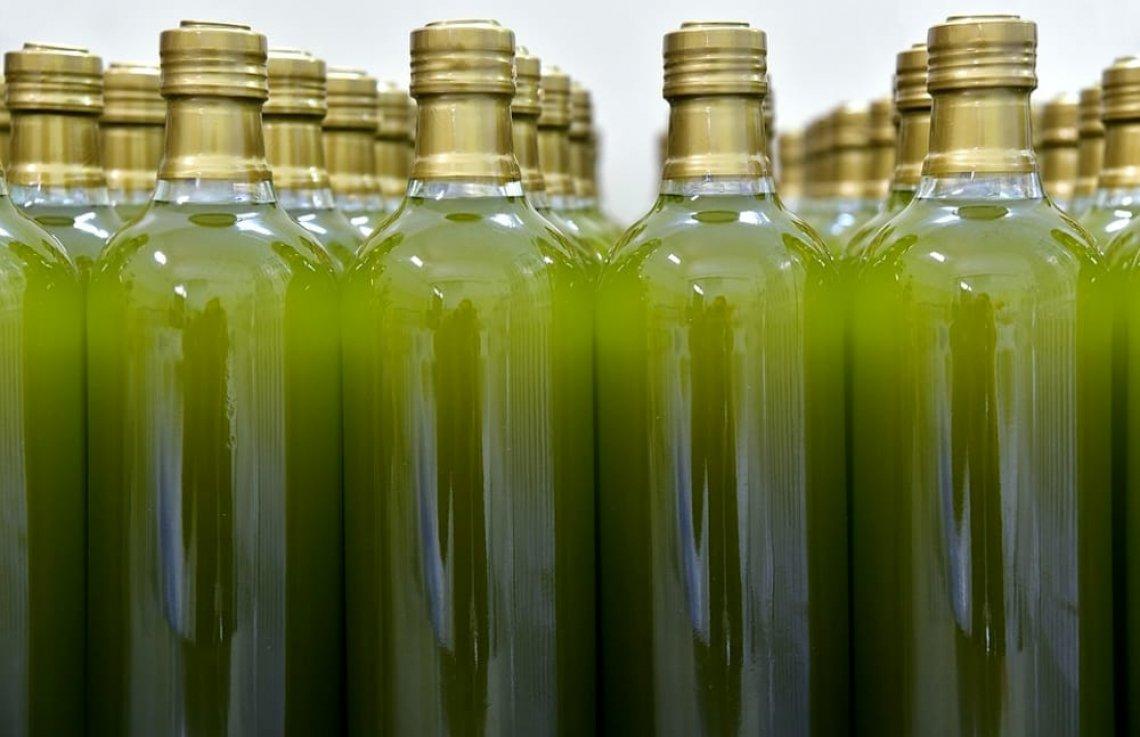 L'export d'olio d'oliva di Grecia, Italia e Spagna