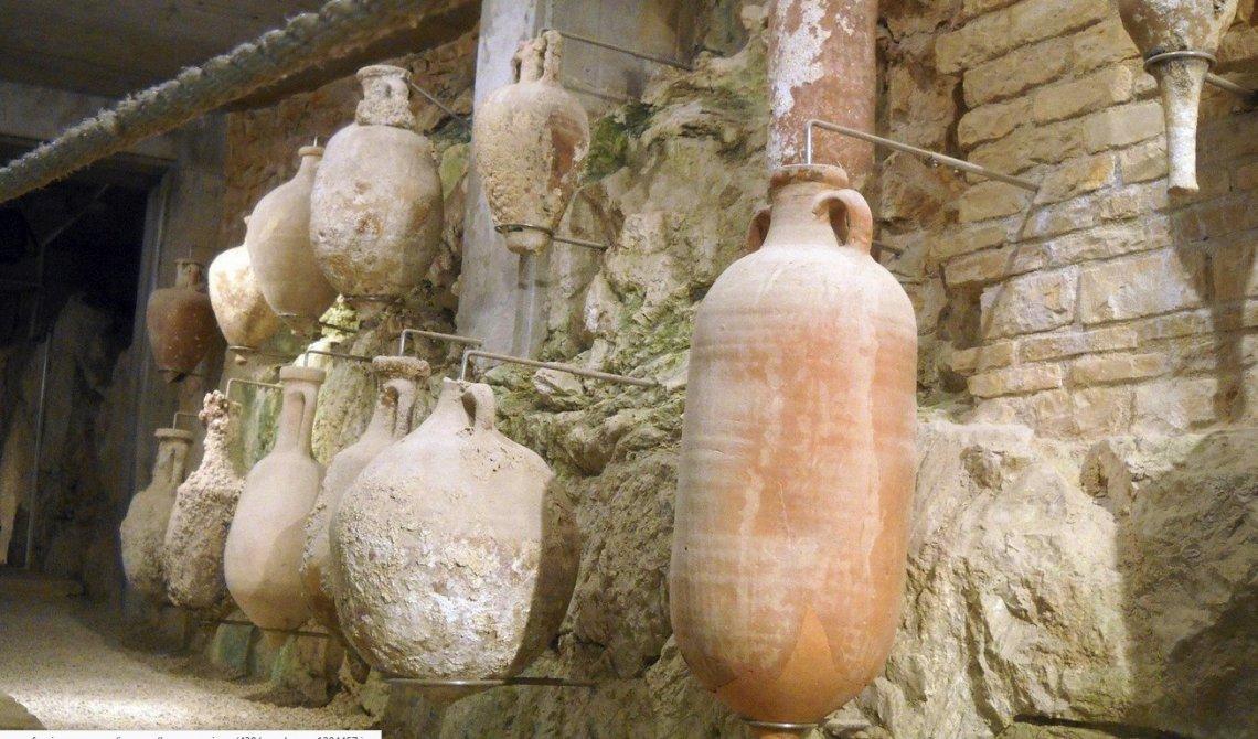 Gli antichi Romani consumavano 20 litri di olio di oliva all'anno a persona