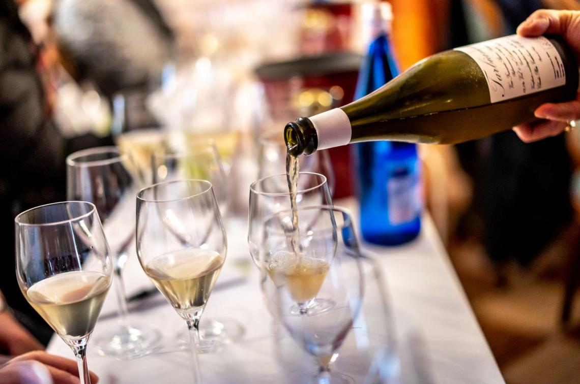 Un Festival per celebrare i vini col fondo, sur lie, sui lieviti