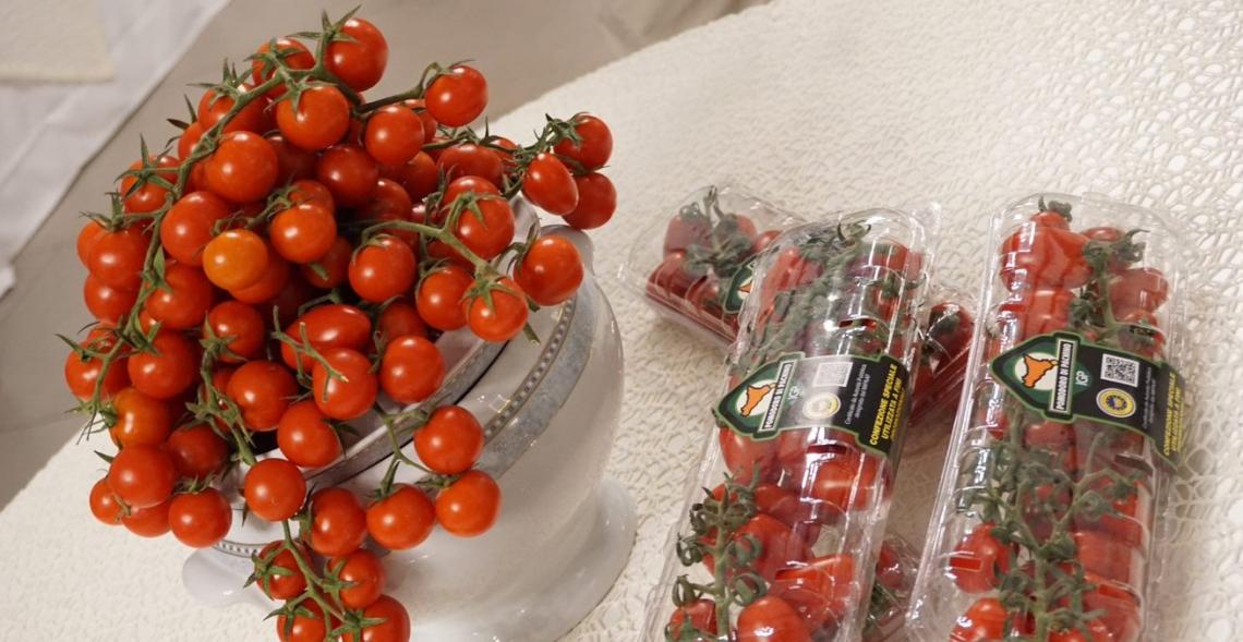 Riutilizzare gli scarti della filiera produttiva del pomodoro di Pachino