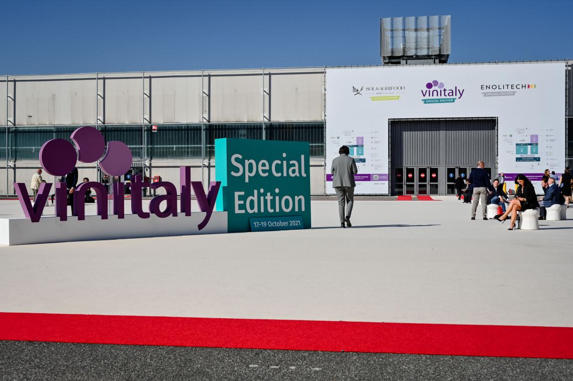 Special Edition di Vinitaly: tre giorni al servizio del settore