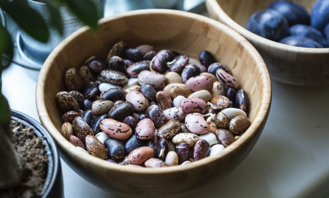 I legumi sono una coltivazione a impatto zero ottima per ambiente salute