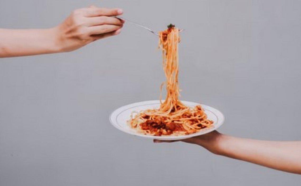Gli italiani amano la pasta, anche su internet