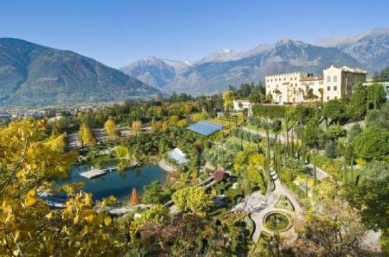 Giardini di Sissi, a Castel Trauttmansdorff - Serena Aversano