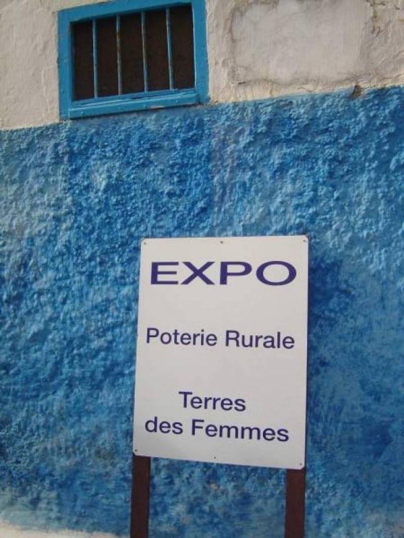 Rabat, Terres des Femmes - foto di Luigi Caricato