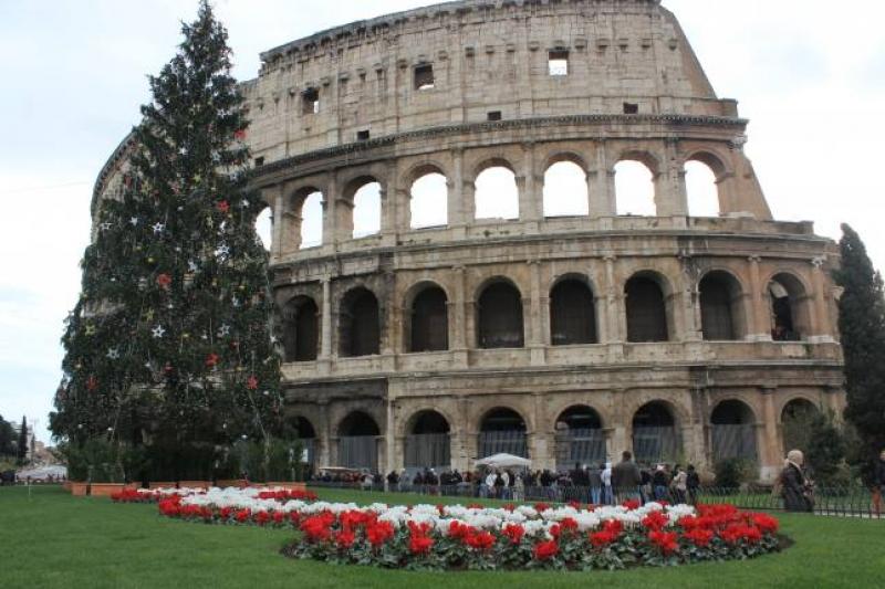 Natale a Roma fra vecchio e nuovo
