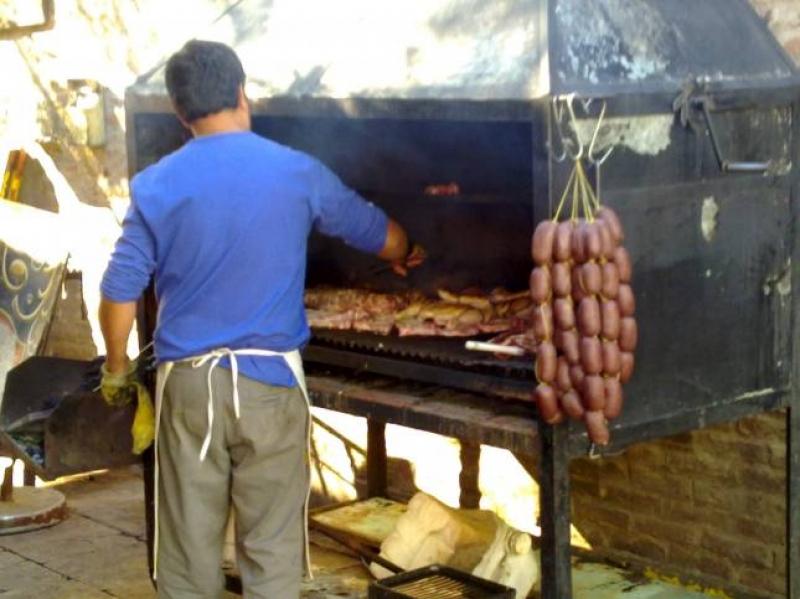 Buenos Aires. Carne alla griglia. Foto di Luigi Caricato