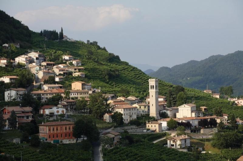 Un paese cinto dalle viti: S. Stefano in Valdobbiadene
