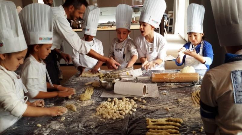 Giovani chef crescono
