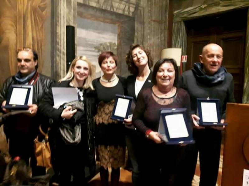 I vincitori del concorso Ranieri Filo della Torre