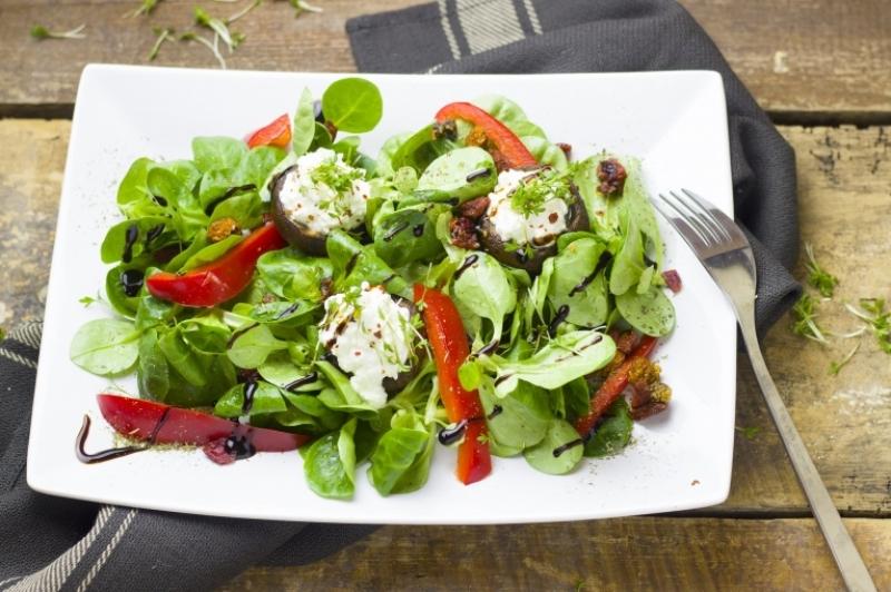 Un'insalata per spegnere il caldo del'estate