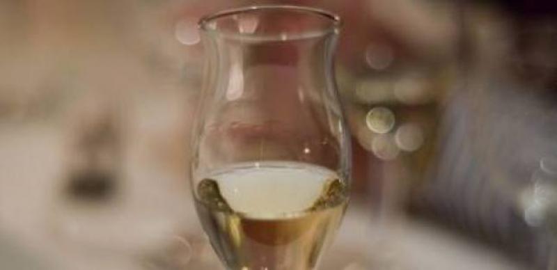 Un bicchiere di grappa per risollevare il morale