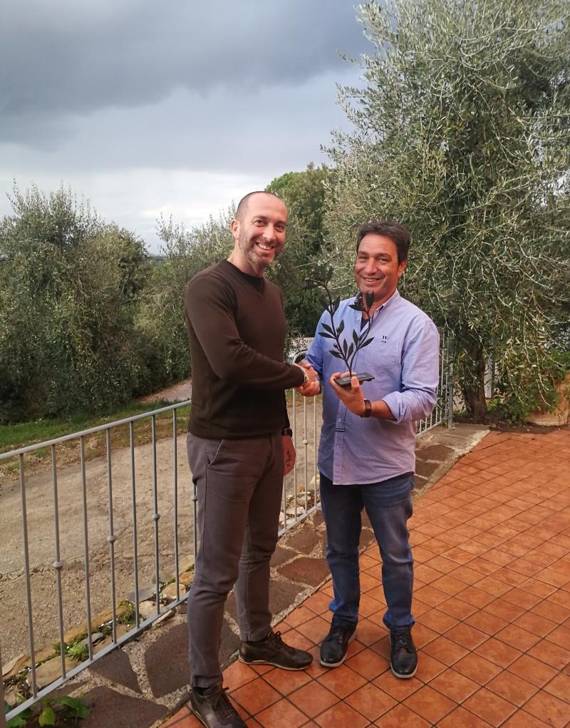 La Spagna dell'olio d'oliva di qualità visita l'Italia